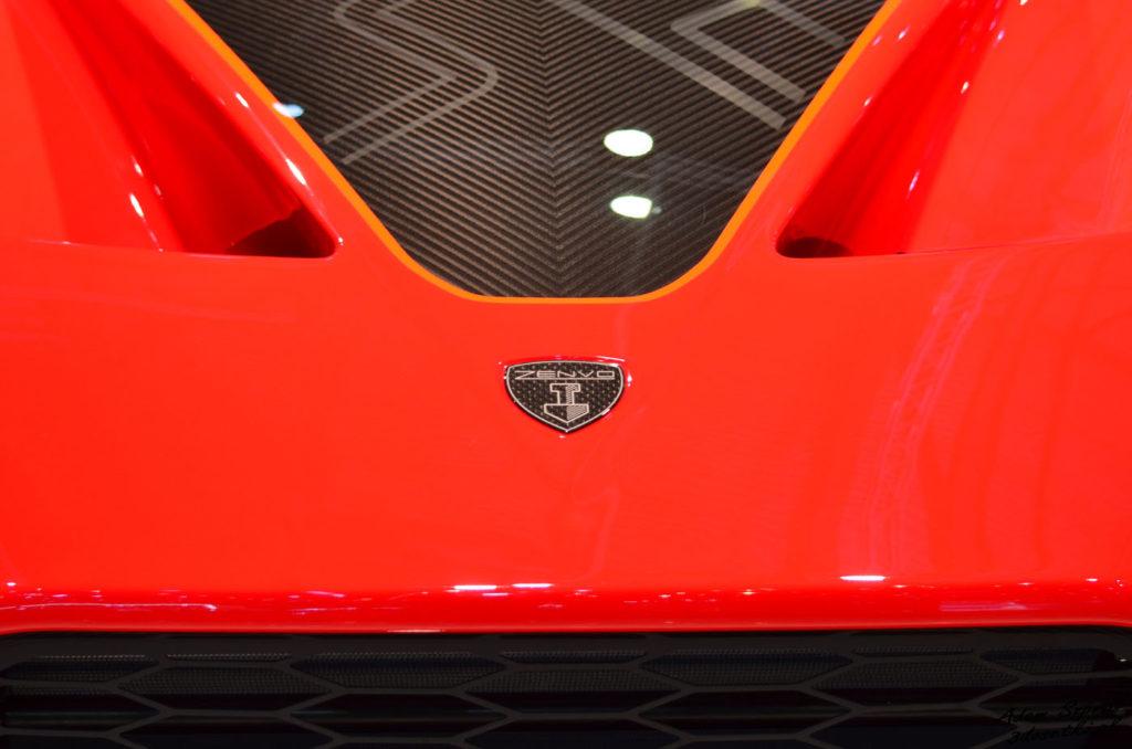 Premiera Zenvo TSR-S, premiery motoryzacyjne na portalu 3dosetki