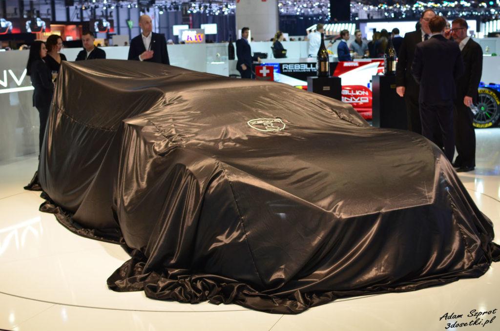 Premiera Zenvo TSR-S, blog motoryzacyjny