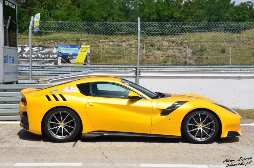 Gran Turismo Polonia 2018 - Ferrari F12tdf - blog o motoryzacji