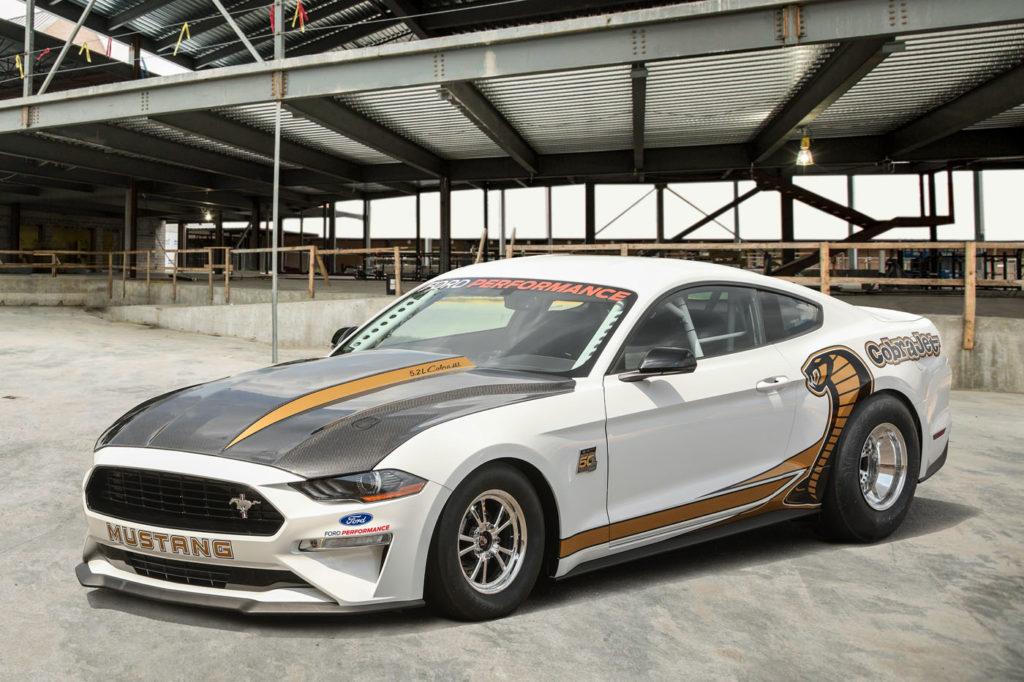 Ford Mustang Cobra Jet - blog motoryzacyjny