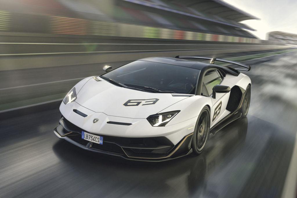 Lamborghini Aventador Superveloce Jota 63