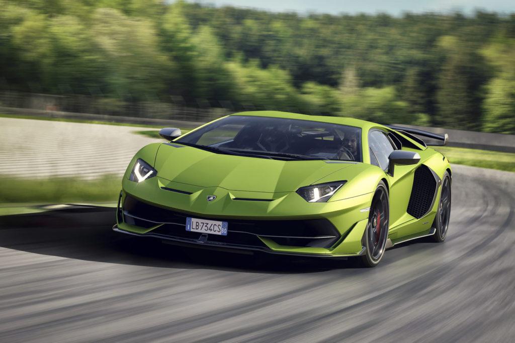 Lamborghini Aventador SVJ - blog o motoryzacji