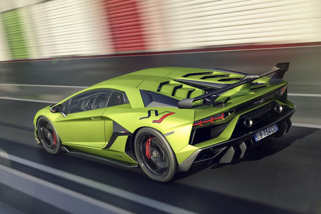 Lamborghini Aventador SVJ - portal motoryzacyjny