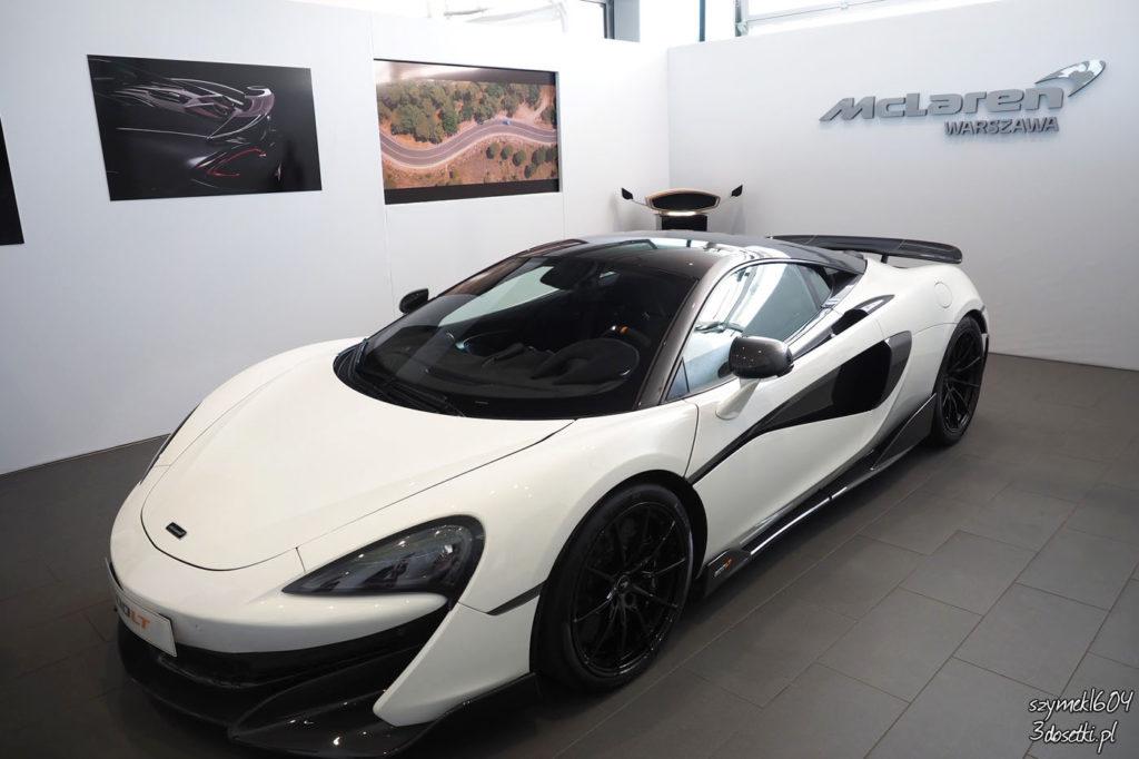 McLaren 600LT - polska premiera na stronie o motoryzacji