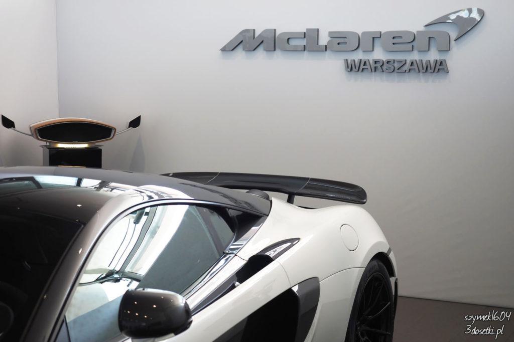 McLaren 600LT - polska premiera, blog motoryzacyjny
