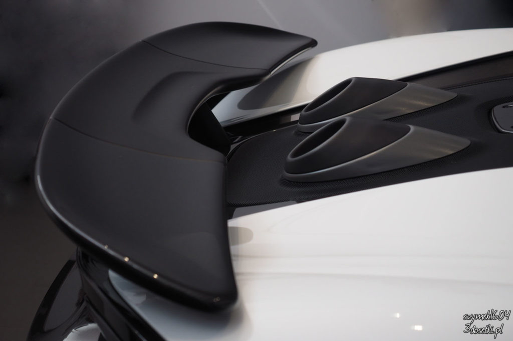 McLaren 600LT - wydechy, blog motoryzacyjny