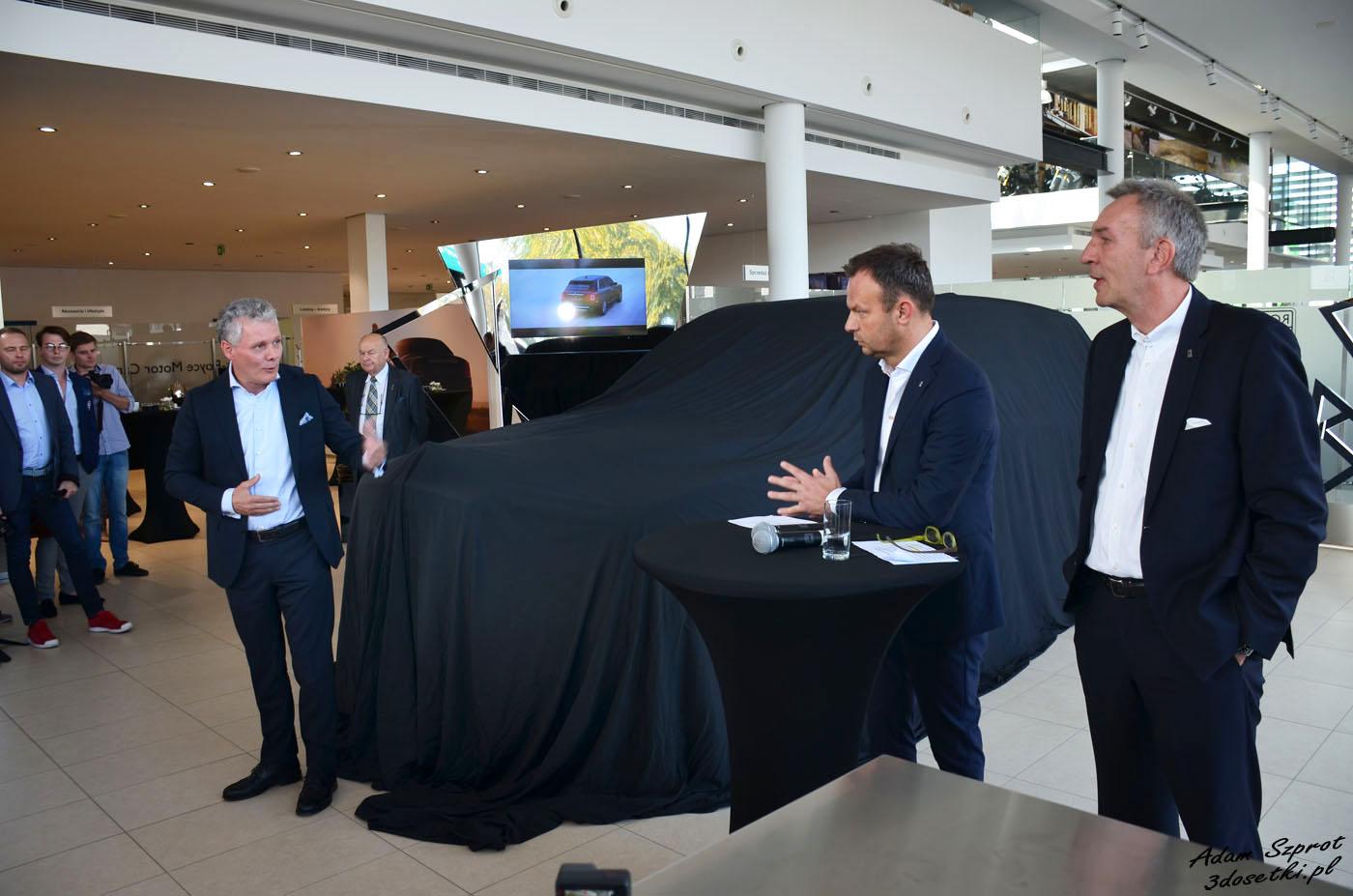 Polska premiera Rolls-Royce Cullinan