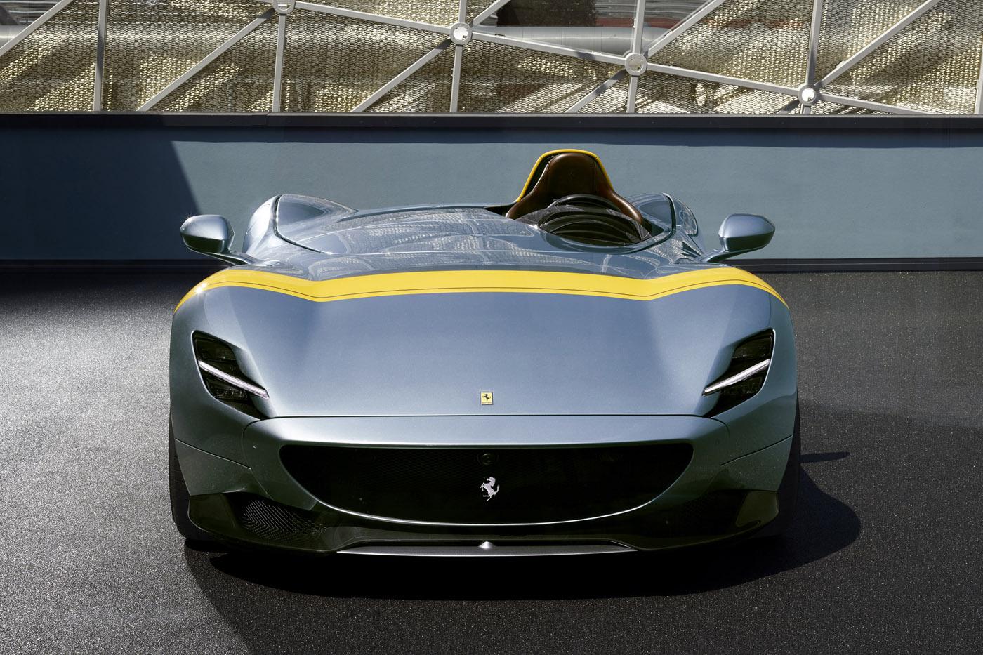 Ferrari Monza SP1 - premiera na stronie motoryzacyjnej