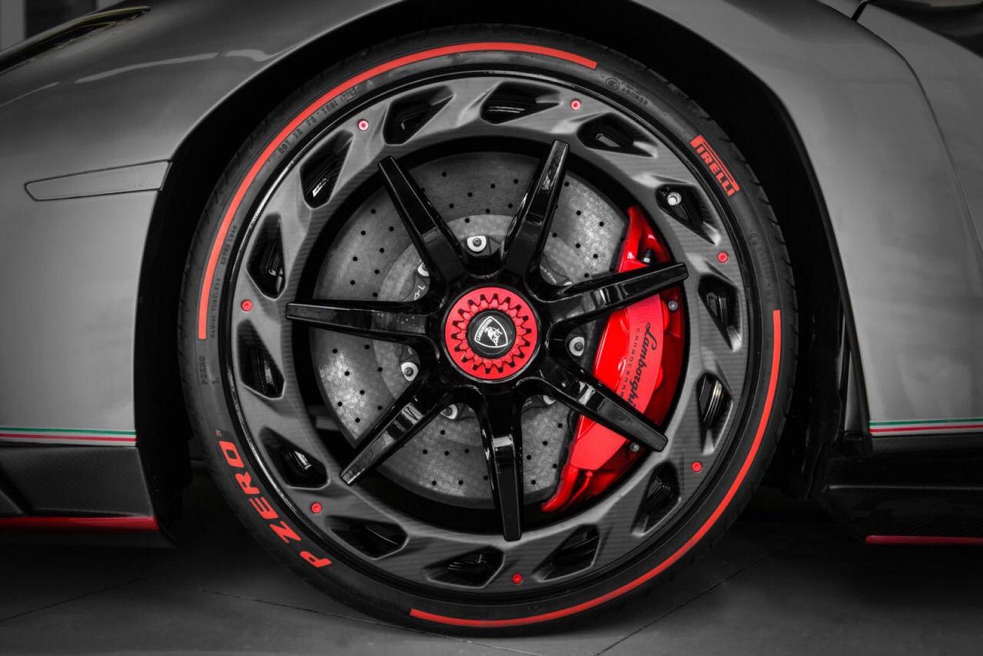 Felgi w Lamborghini Veneno Coupe, blog motoryzacyjny