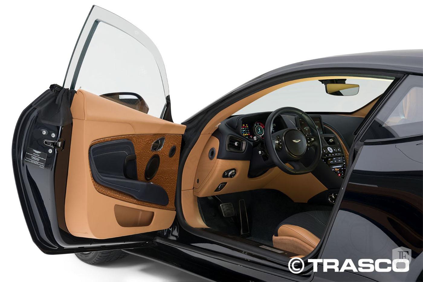 Pierwszy opancerzony Aston Martin DB11 - strona o motoryzacji