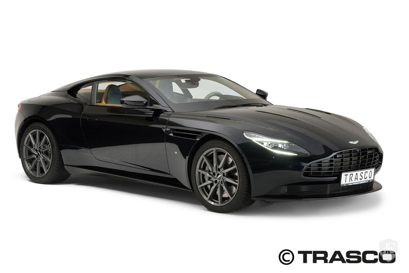 Pierwszy opancerzony Aston Martin DB11