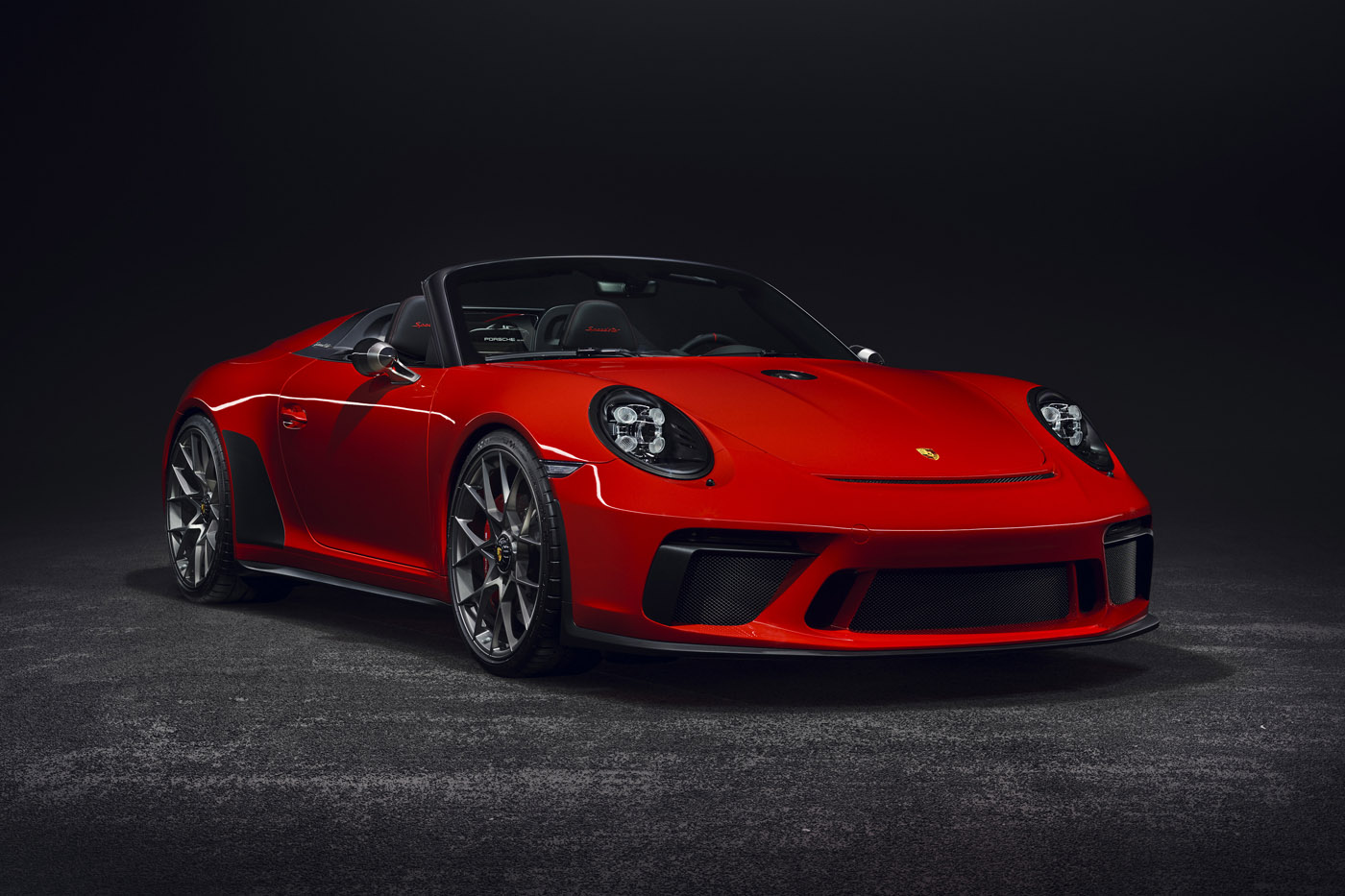 Porsche Speedster 2018 Concept, blog o motoryzacji, aktualności motoryzacyjne