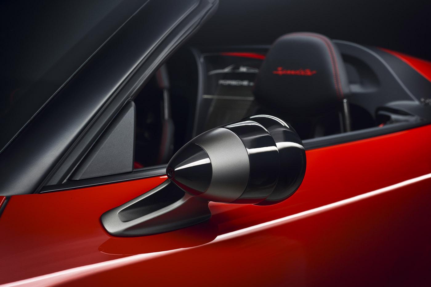 Porsche Speedster 2018 Concept, witryna motoryzacyjna