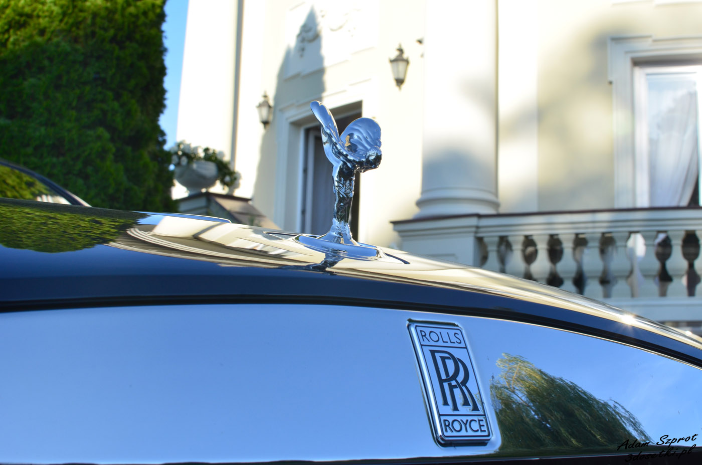 Spirit of Extacy - Rolls-Royce Ghost Extended Wheelbase