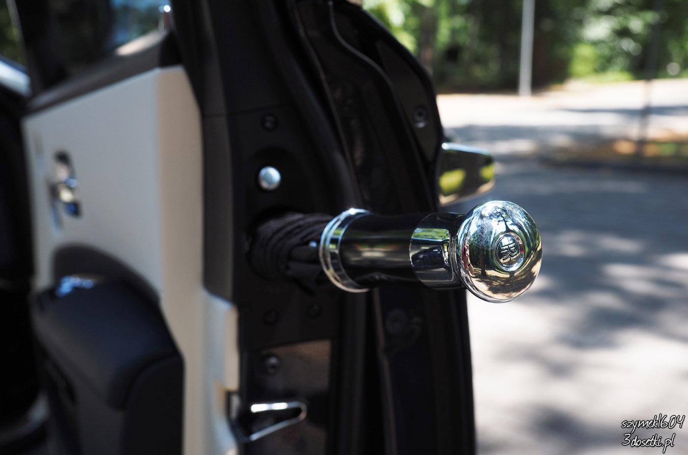 Parasolka - Rolls-Royce Ghost