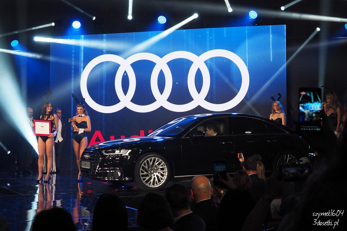 Samochód Roku Playboya 2018 - Audi A8