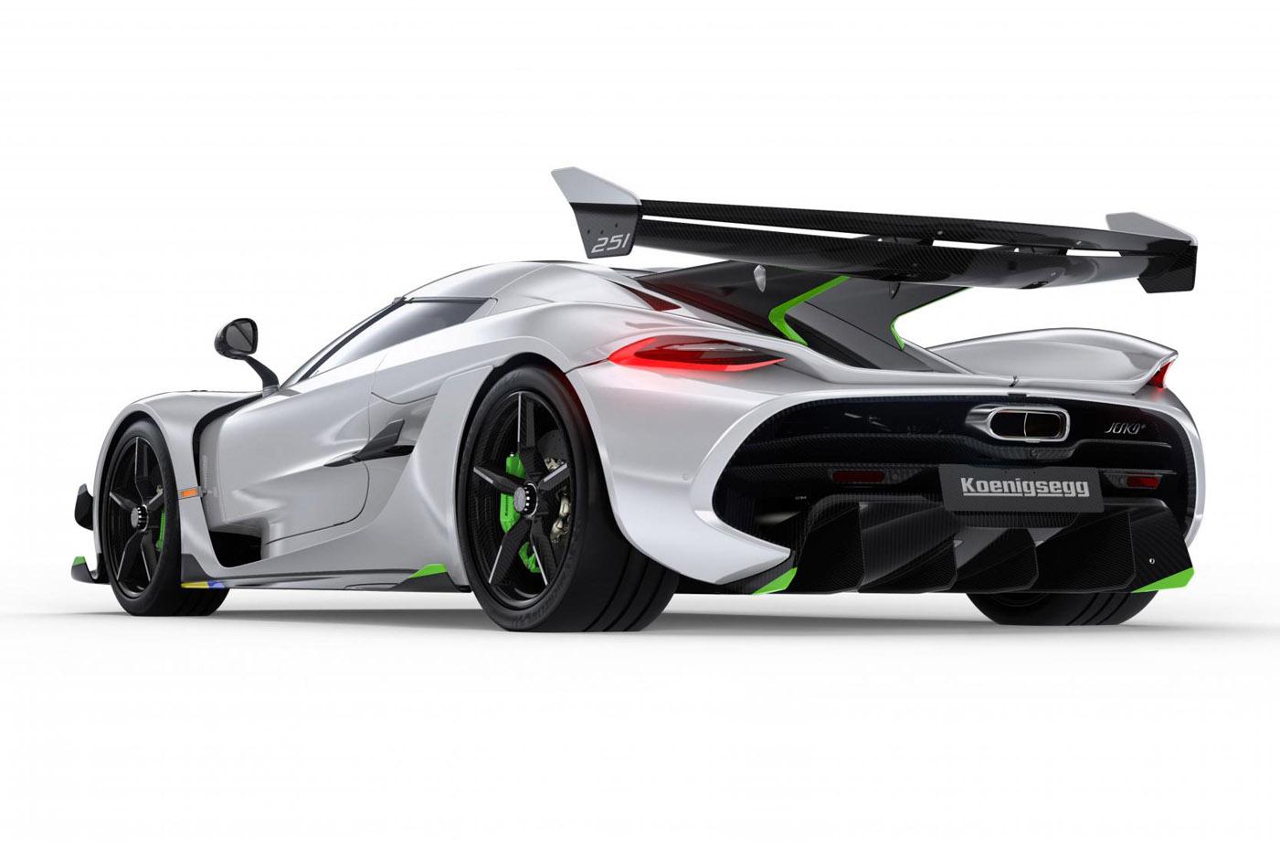 Premiera samochodu Koenigsegg Jesko