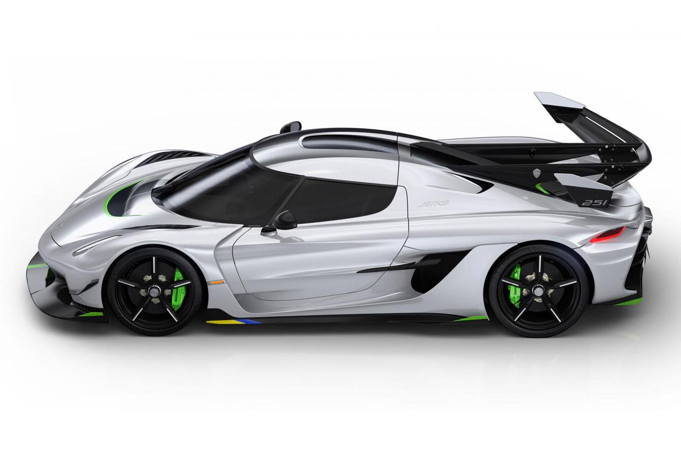 Koenigsegg Jesko - premiera, strona motoryzacyjna