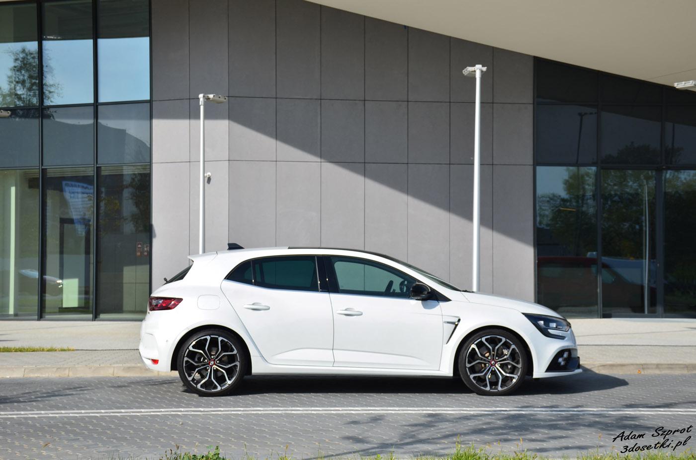 Renault Megane RS - test, stron amotoryzacyjna