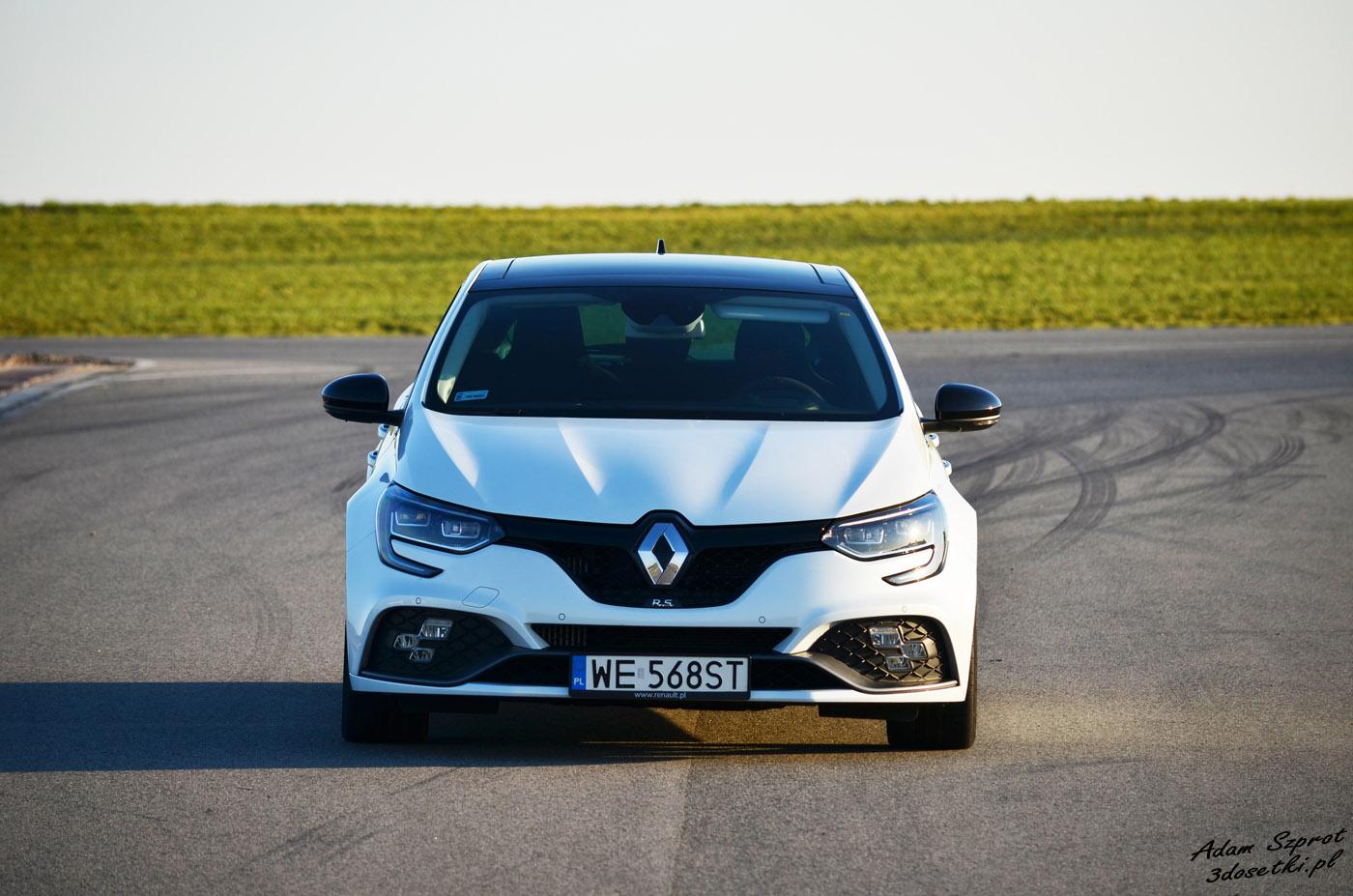 Test Renault Megane RS EDC