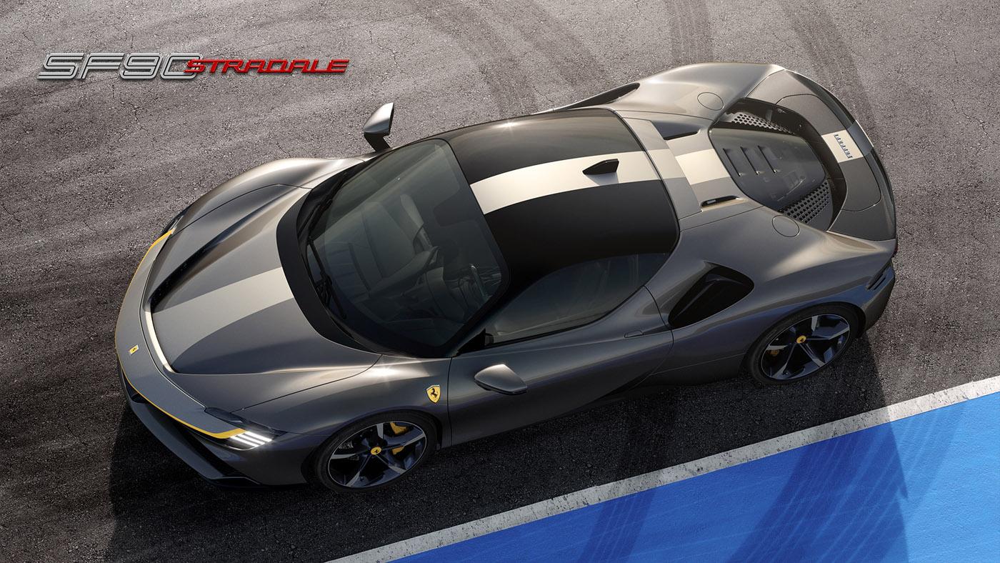 Premiera Ferrari SF90 Stradale