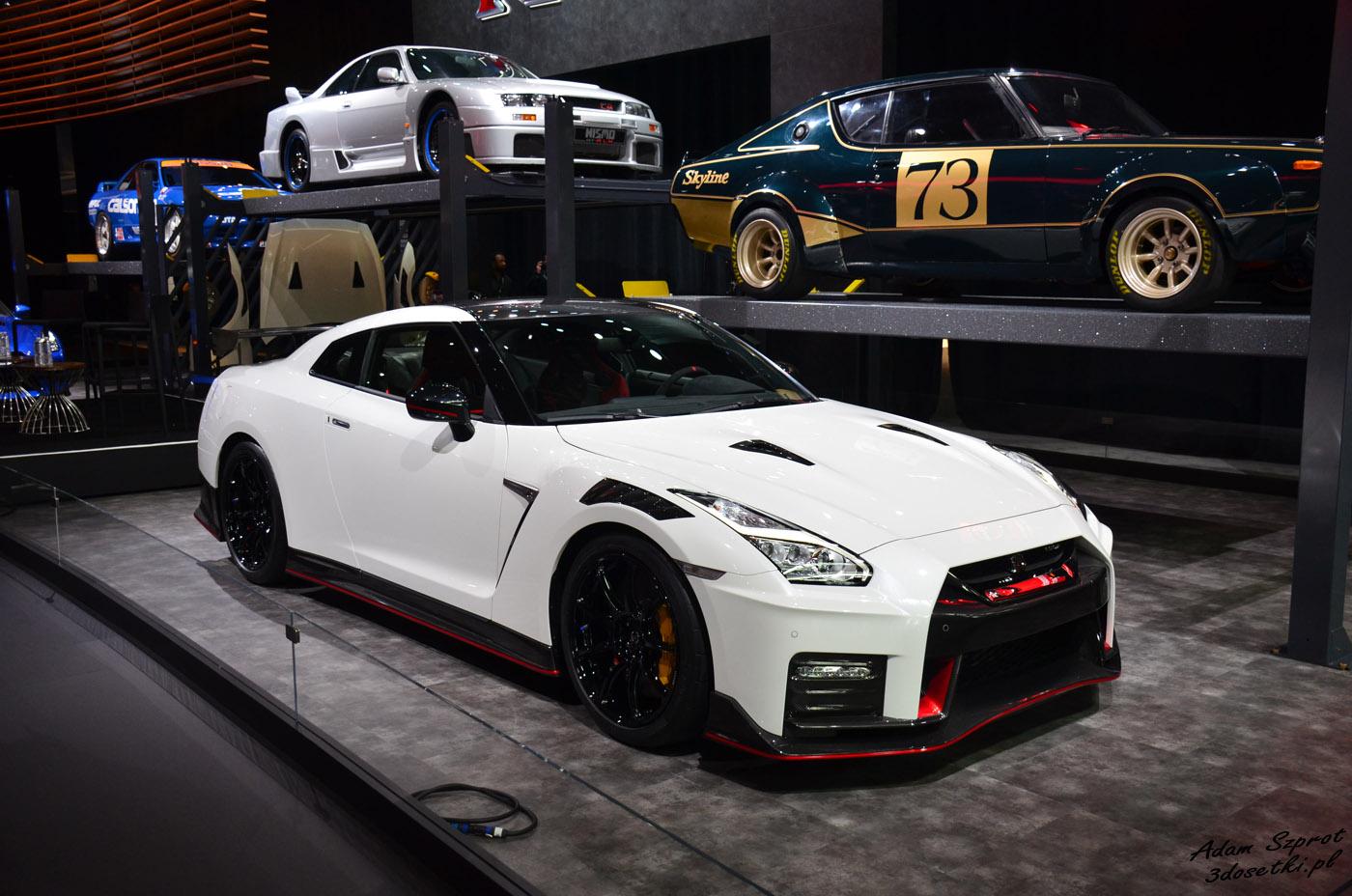 New York Auto Show 2019 - Nissan Nismo