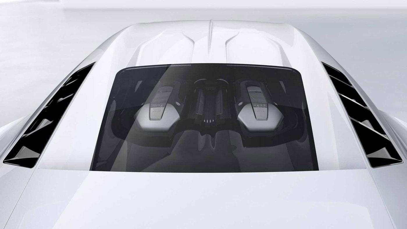 Premiera Bugatti Centodieci
