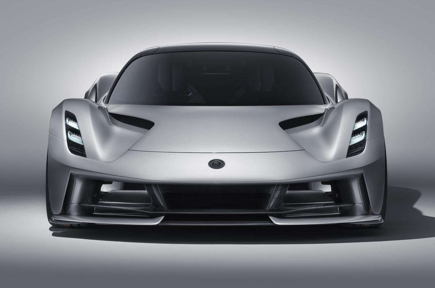 Lotus Evija, portal motoryzacyjny