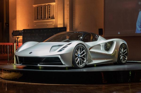 Lotus Evija – premiera najmocniejszego samochodu drogowego w historii!