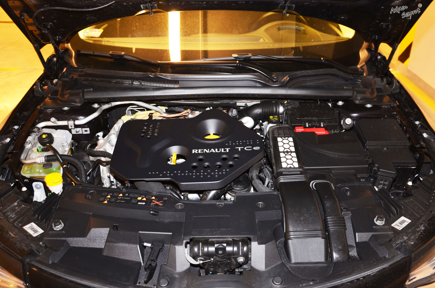 Silnik Renault Talisman TCe200