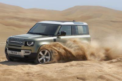 Powrót Legendy – nowy Land Rover Defender