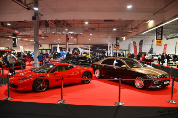 Warsaw Motor Show 2019 – relacja