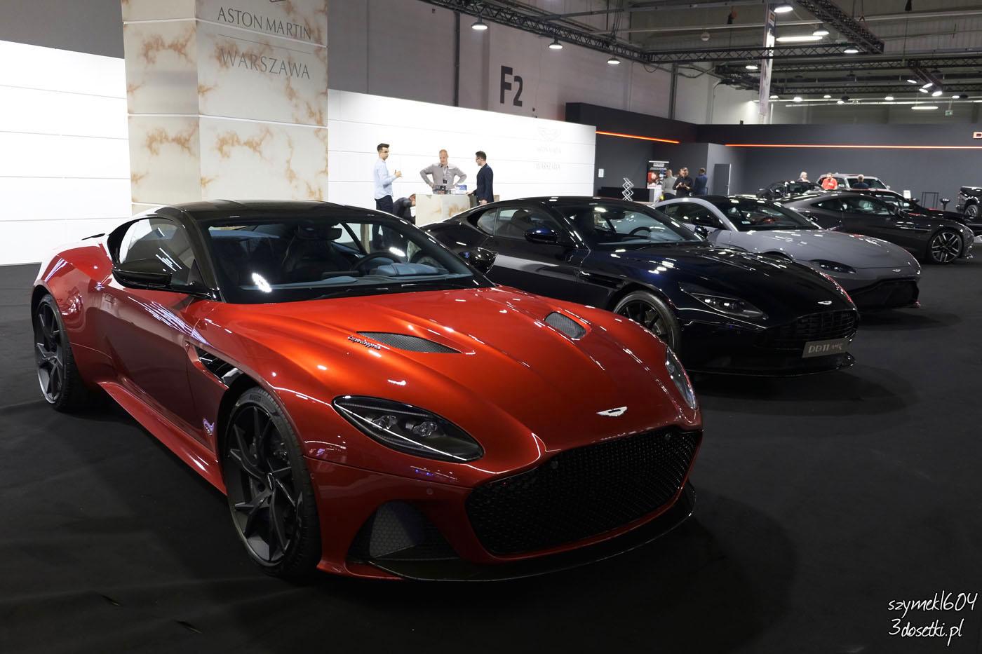 Warsaw Motor Show 2019 - relacja