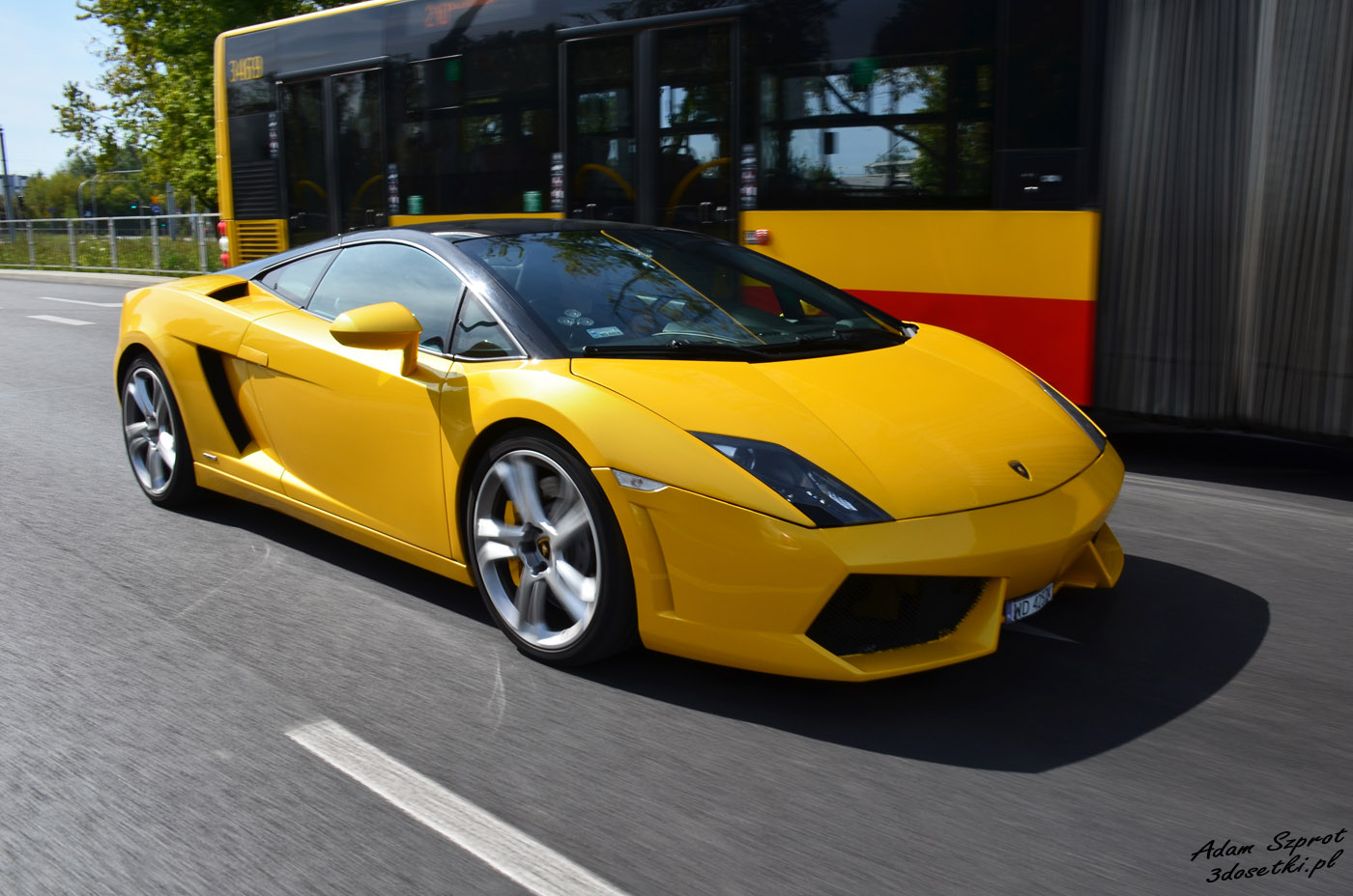 Lamborghini Gallardo - Wyjatkowy Prezent