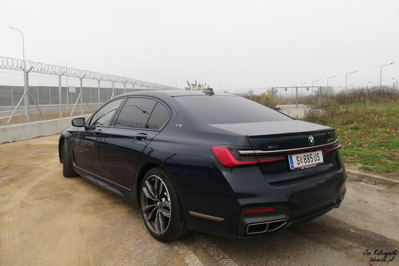 BMW M760 Li