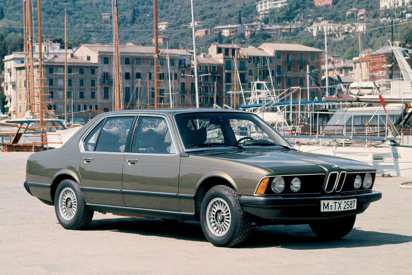 BMW 7 E23