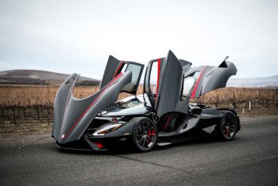 SSC Tuatara – w końcu jest, oto kolejny rywal Bugatti!