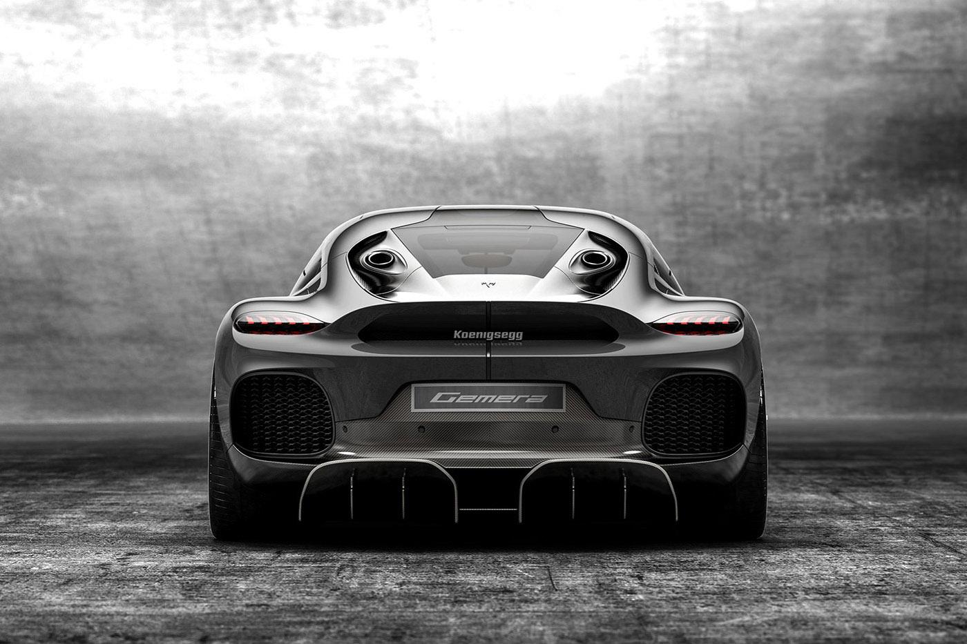 Premiera Koenigsegg Gemera