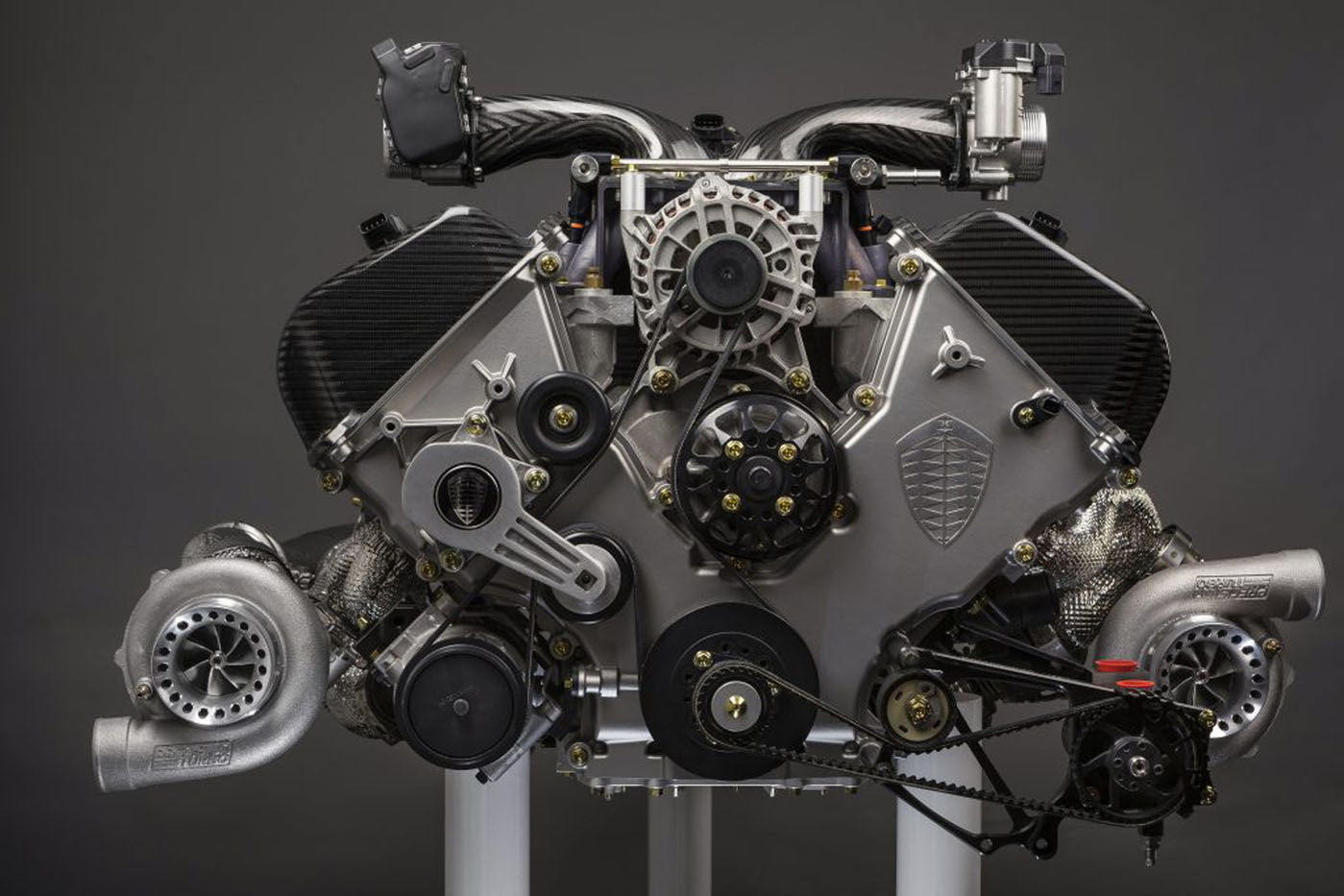 Koenigsegg Jesko Absloute - premiera