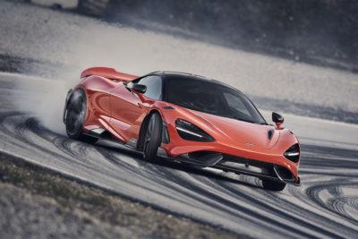 McLaren 765LT – premiera torowego pogromcy