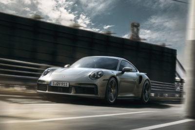 Porsche 911 Turbo S – kolejna ewolucja turbo szybkiego prosiaka