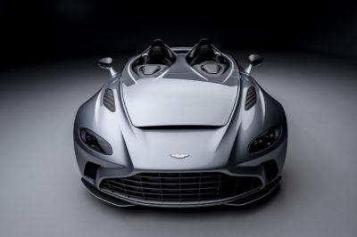 Aston Martin V12 Speedster – odpowiedź na ekstrawagancką konkurencje