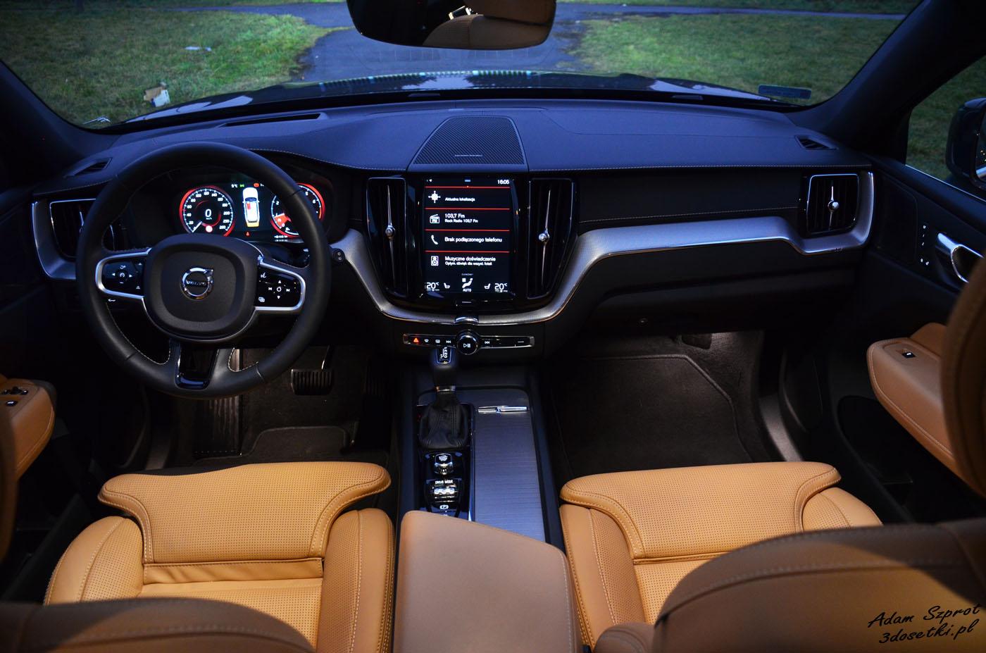 Test Volvo XC60 Inscription T5 250KM