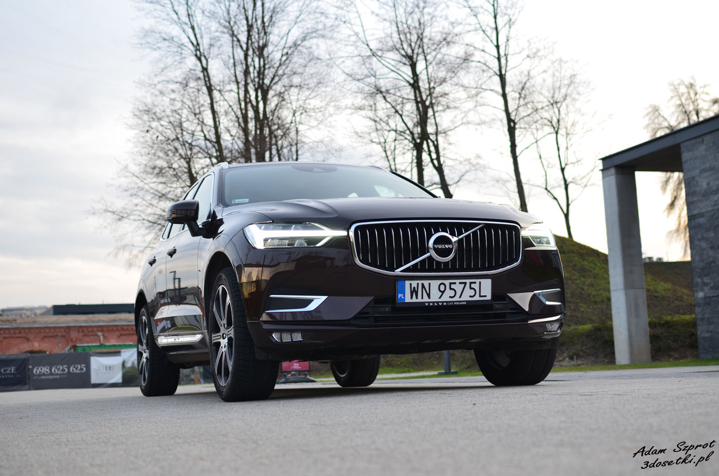 Volvo XC60 Inscription T5 250KM - kompleksowy test