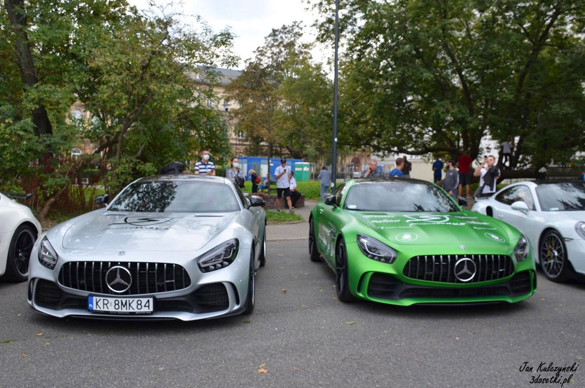 Mercedes GTR