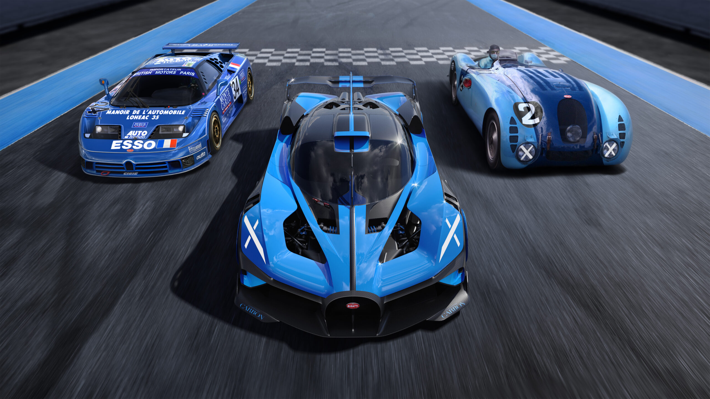 Bugatti Bolide – Nowy król wśród aut?