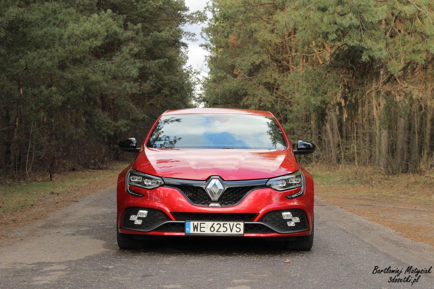 Renault Megane RS test