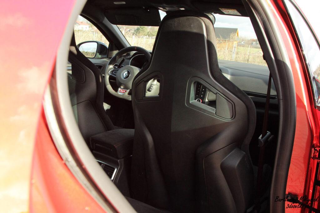Test Renault Megane RS Trophy