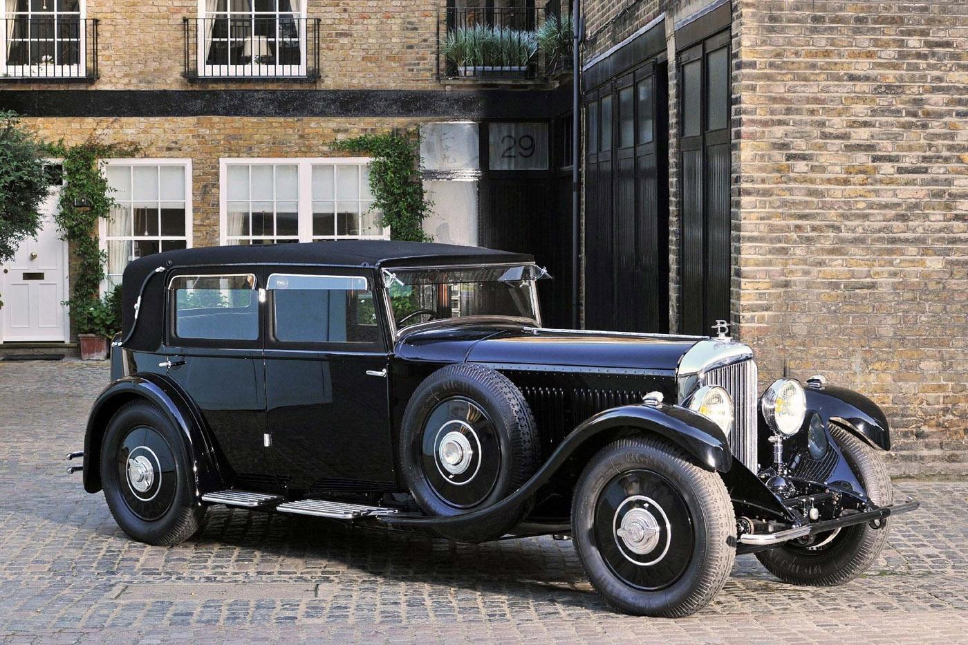 Historia Bentleya - 8-Litre