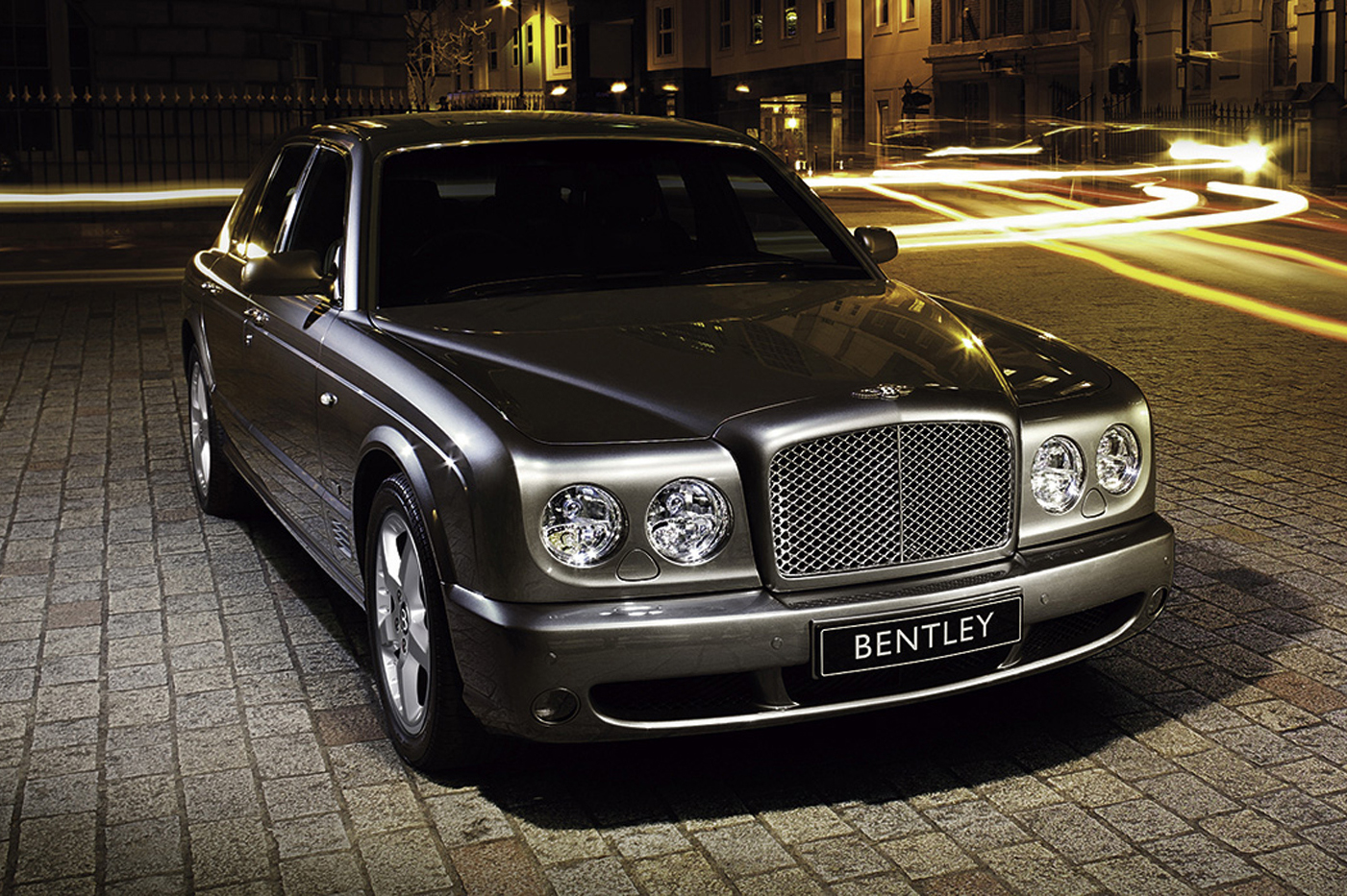 Historia Bentleya - Bentley Arnage T
